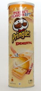 Pringles Cheesy Cheese 165 g