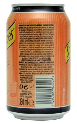 Schweppes Citrus Mix CAN 330 ml