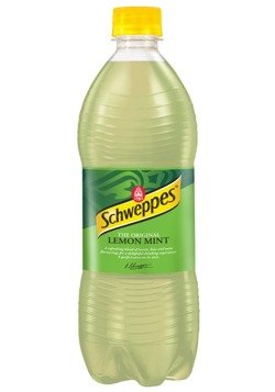 Schweppes Lemon Mint PET 1 L