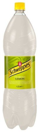 Schweppes Lemon PET 1,5 L