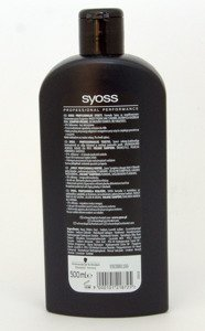 Syoss  Shampoo Colorist 500 ml & Repair 500 ml & Volume 500 ml &Ceramide Complex 500 ml