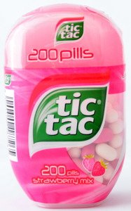 Tic Tac Strawberry mix  98 g