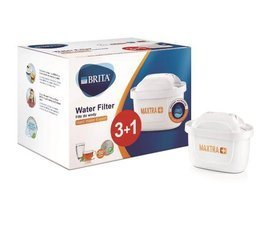 BRITA MAXTRA + HARD WATER EXP 3+1