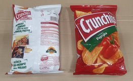 CRUNCHIPS Paprika 140g