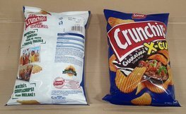 CRUNCHIPS X-CUT Chacalaka 140g