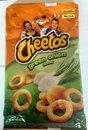 Cheetos Green Onion Flavoured 145 g