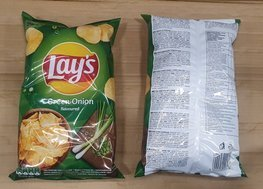 Chips Lay's Green Onion 140 g