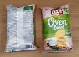 Chips Lay's Oven Baked Yoghurt With Herbs 125 g