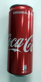 Coca Cola 250 ml SLEEK