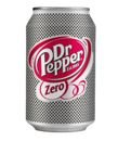 Dr Pepper Zero  CAN 330 ml