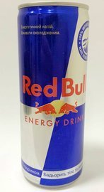 Red Bull CAN 250 ml  pack UKR