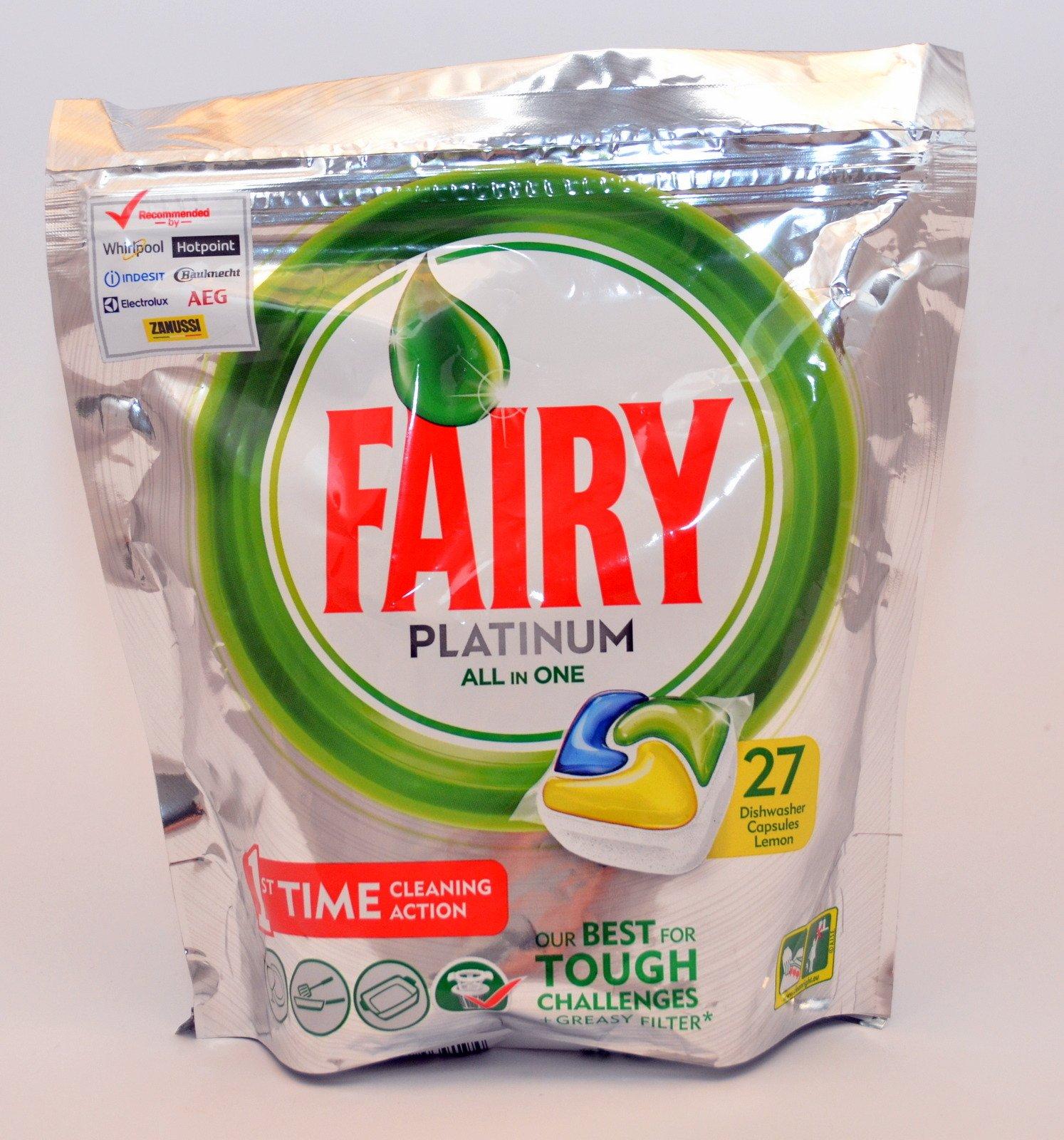 Fairy Platinum All In One 6x27 Szt Fairy Original All In