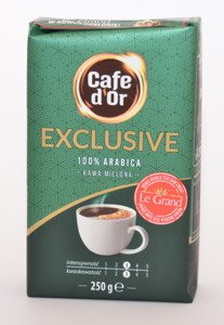 Cafe d'or Exclusive 250 g