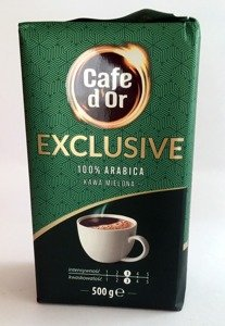 Cafe d'or Exclusive 500 g