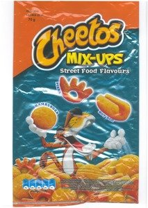 Cheetos MIX-UPS  Strit Food Flavours 70 g