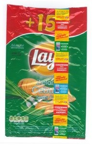 Chips Lay's Spring Onion 165 g
