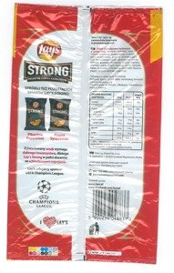 Chips Lay's Strong o smaku Ostre Chilli 165 g