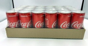 Coca Cola 200 ml CAN SLEEK Summer 2019