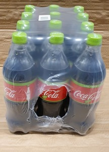 Coca Cola LIME PET 850 ml