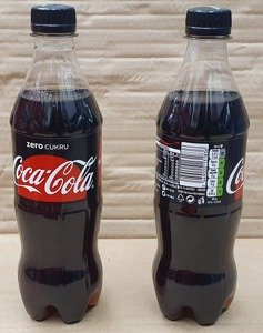 Coca Cola Zero PET 500 ml