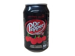 Dr Pepper Cherry CAN 330 ml