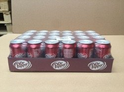 Dr Pepper Regular CAN 330 ml