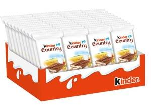 Kinder Country  23,5g T1