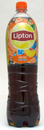 Lipton Ice Tea Peach PET 1,5 L
