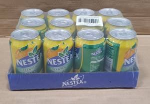 Nestea Green Tea Citrus 330 ml