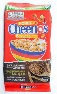 Nestle Honey Cheerios  250 g