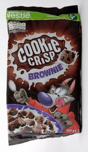 Nestle Płatki Cookie Crisp Brownie 500 g