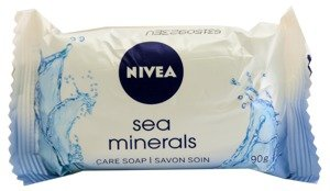 Nivea Care Soap Sea Minerals 90g