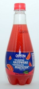 Orangina Rouge Red Orange 500 ml