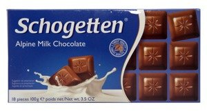 Schogetten Alpine Milk Chocolate 100 g