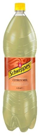Schweppes Citrus Mix PET 1,5 L