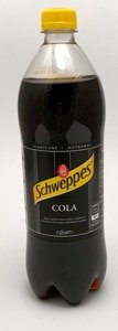 Schweppes Cola PET 0,9 L