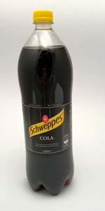 Schweppes Cola PET 1,4 L