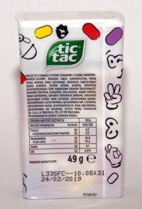 Tic Tac Emotions Edition 49 g
