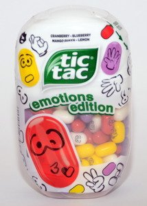 Tic Tac Emotions Edition  98 g
